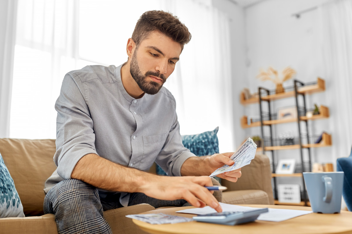 how to organize my personal finances