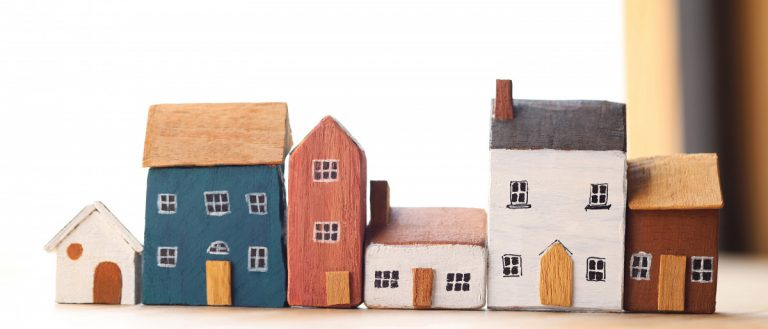 what are the different types of home mortgages
