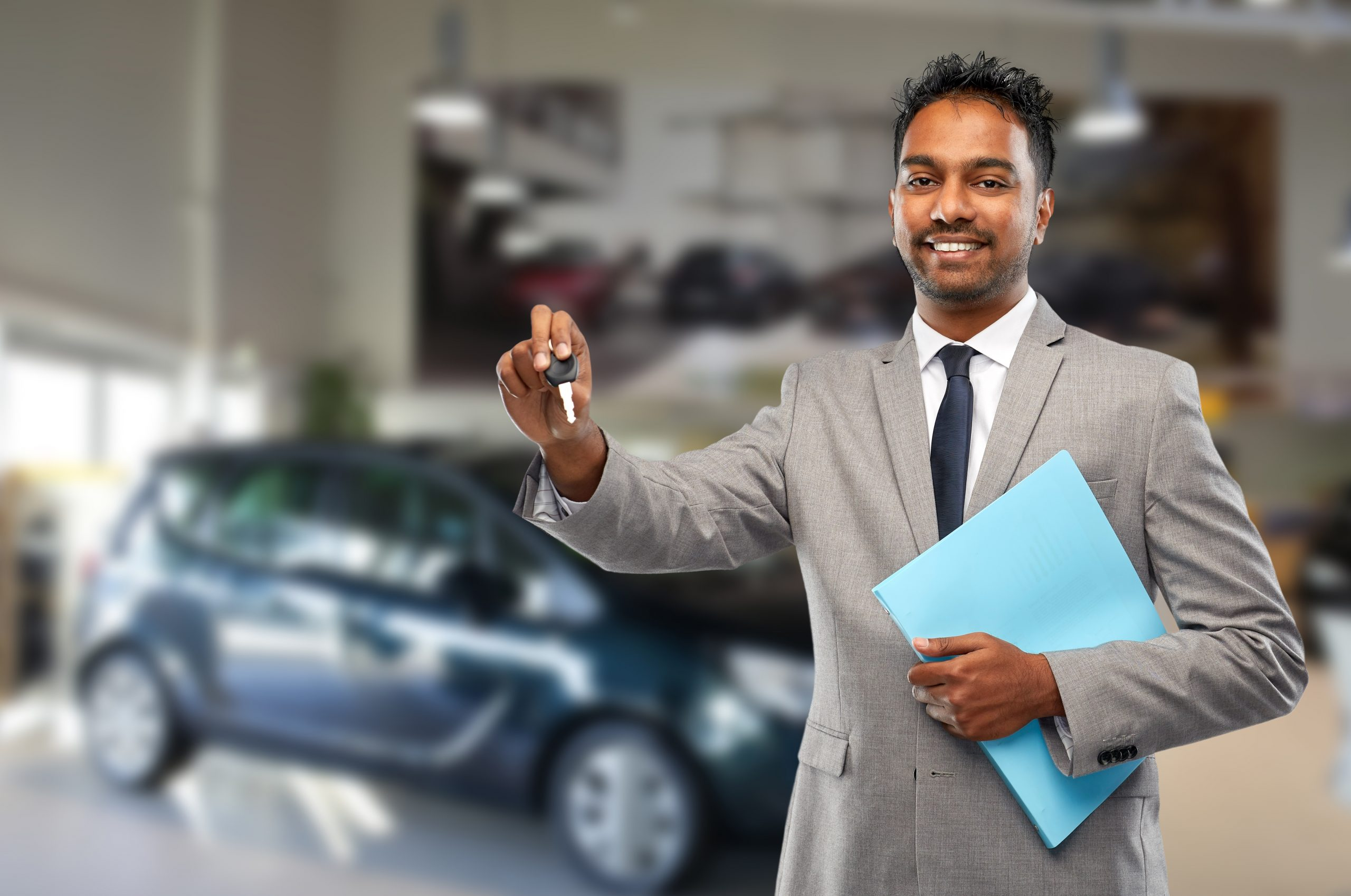 how does getting an auto loan work