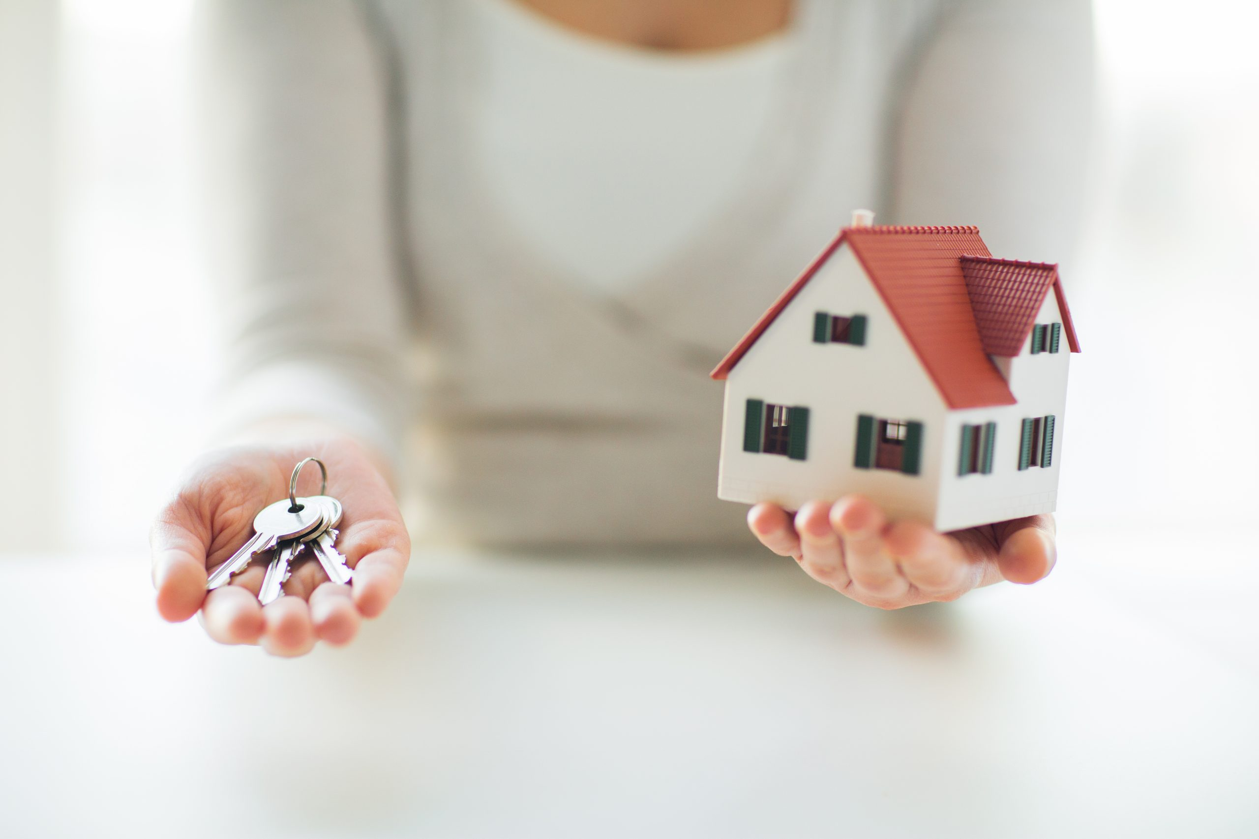 how to invest in real estate with no money and bad credit