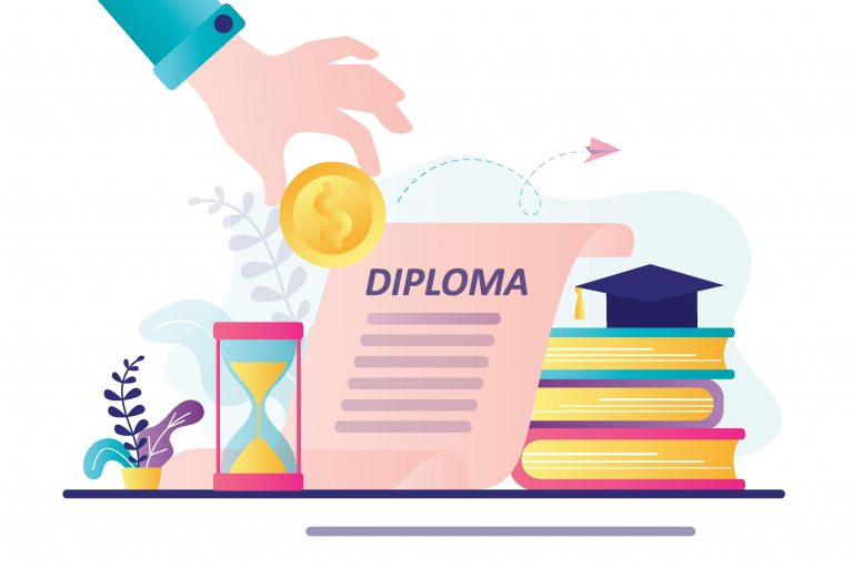 How Is a Student Loan Different From a Scholarship?