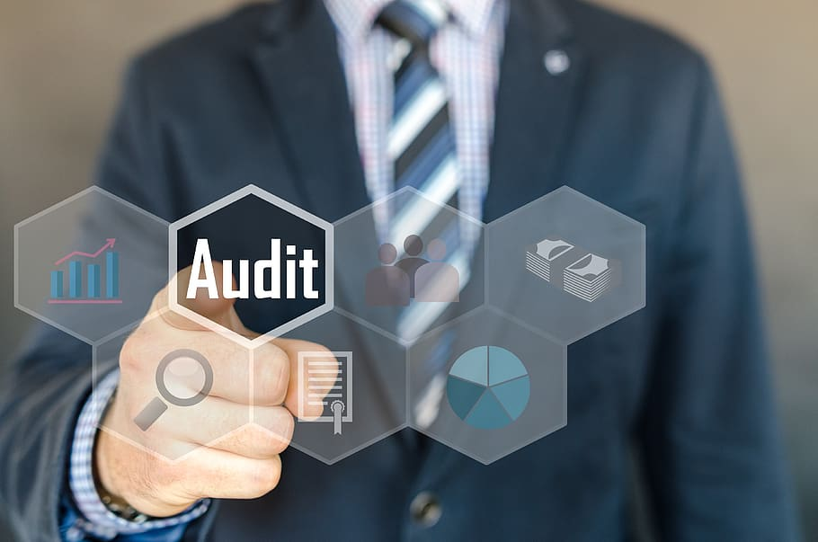 audit, inspection, examination, accounting, auditor, financial, document, research, verify, review