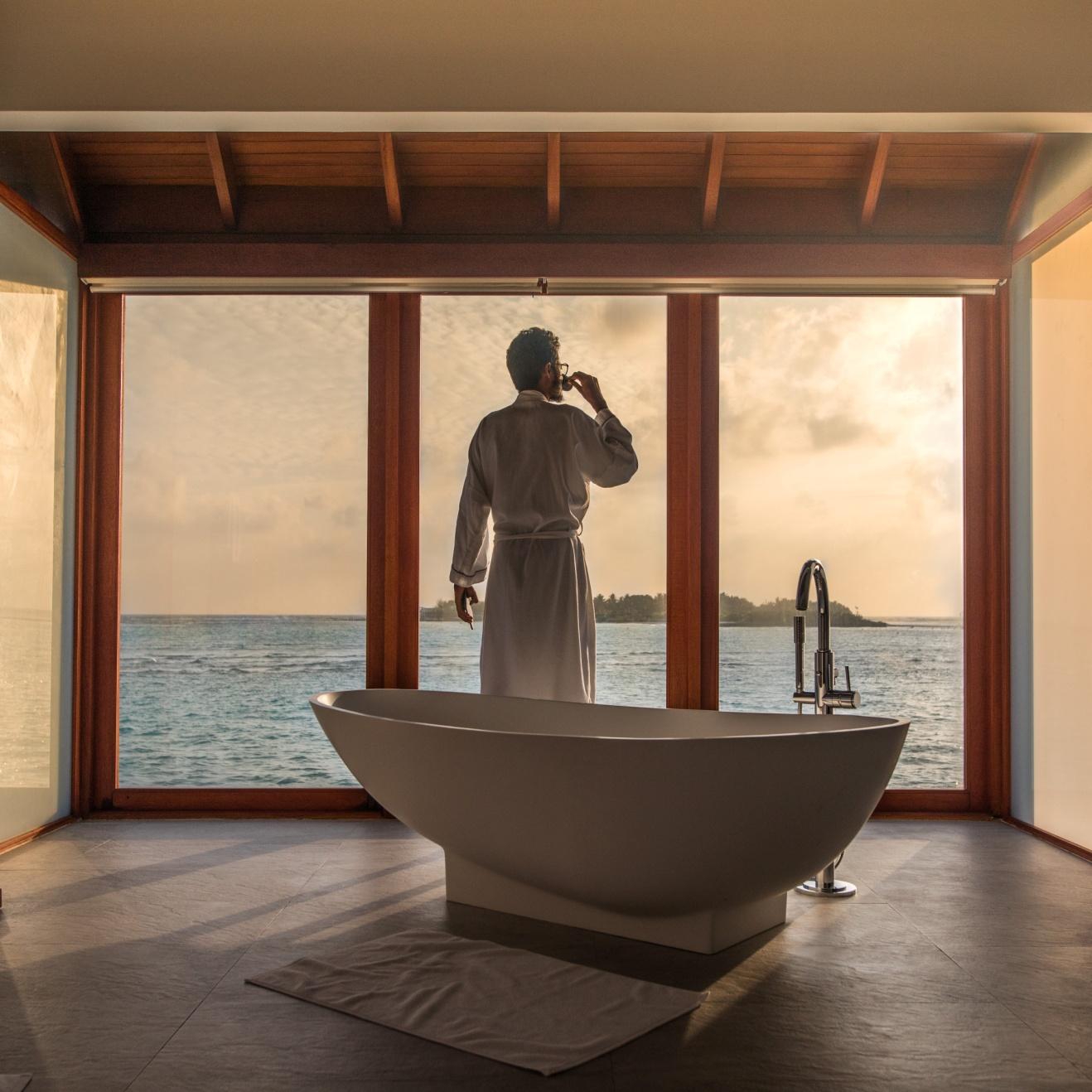 Money guarantees a luxurious lifestyle
