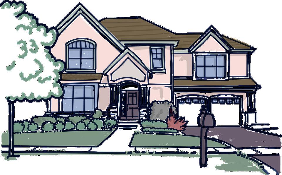 House, Suburban, Home, Housing, Real Estate, Property